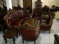 Sofa Barcelona royal mewah jumbo