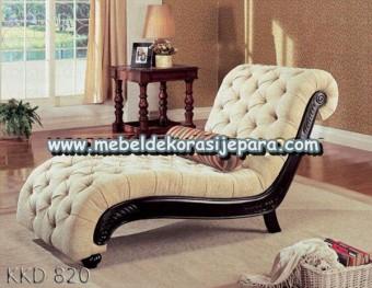 Kursi malas sofa lengkung