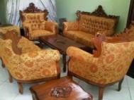 Sofa tamu virginia jambu