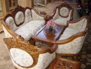 Sofa tamu ganesha
