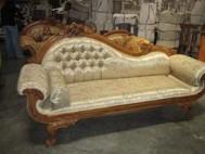 Sofa lois natural jati