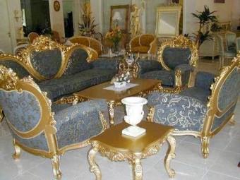 sofa tamu bintang lima gold jumbo