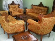 Sofa tamu virginia jambu