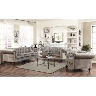 Set Kursi sofa Cesterfield Modern Jepara
