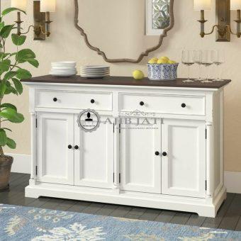 Meja drawer celera modern duco