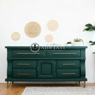 Buffet greenwash antik cella